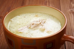 Chicken Mull - doesn't exist far out of North Georgia.Georgia tradition chicken soup